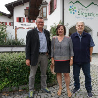 Bärbel Kofler in Siegsdorf