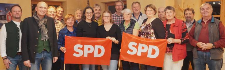 SPD OV bei Aufstellungskonferenz zur Gemeinderatswahl 2020